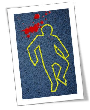 morts sur les routes