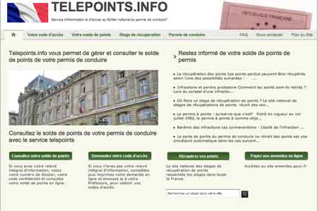 connaitre son solde de points