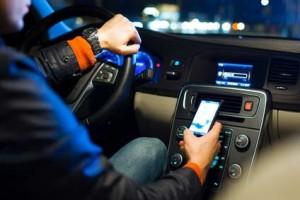 telephoner en voiture