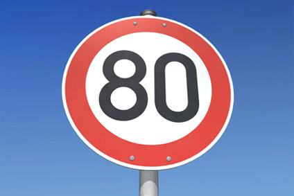 vitesse 80
