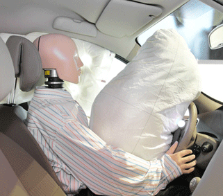 airbag dysfonctionnement