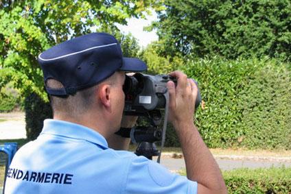 gendarme radars
