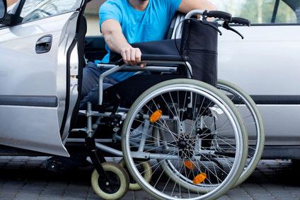 permis et handicap