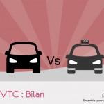 taxi et vtc : le bilan