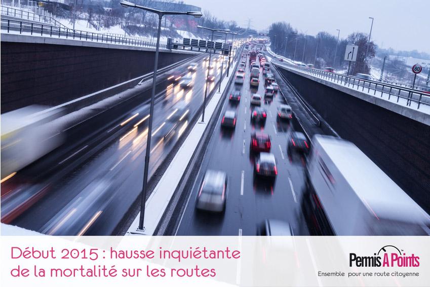 janvier mortalité route