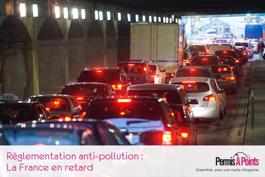 reglementation antipoluution