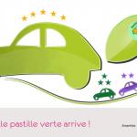 une nouvelle pastille verte pour les véhicules