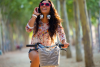 telephone en vélo