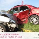 chiffre sécurité routière aout 2015
