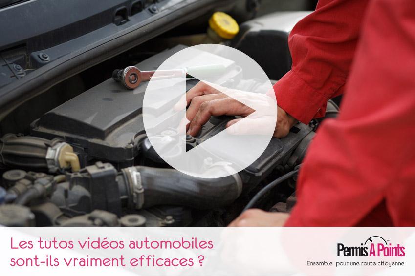 tutoriel vidéo auto