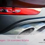 Pollution diesel Volkswagen