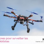 Drones pour surveiller les automobilistes