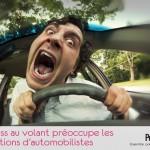 Le stress au volant préoccupe les associations d'automobilistes