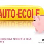 Les astuces pour réduire le coût du permis