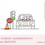 présentation gratuite à l'examen du permis de conduire