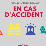 a faire en cas d'accident