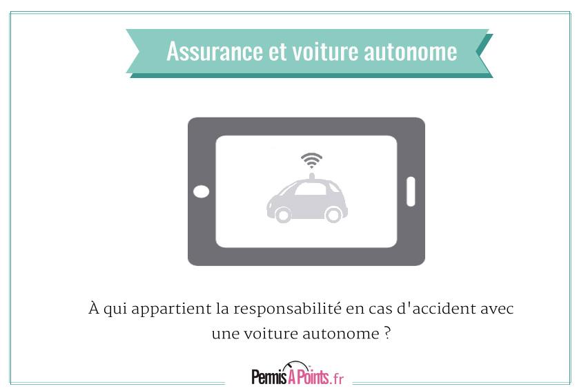 Assurance et voiture autonome