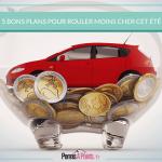 5 bons plans pour rouler moins cher cet été!
