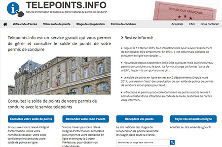 conna tre son solde de points permis a points