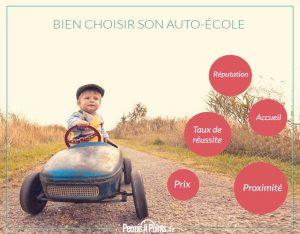 enfant au volant de sa voiture à pédale