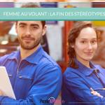 Femme au volant : la fin des stéréotypes