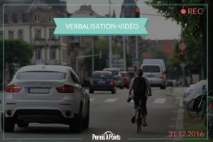Verbalisation vidéo : les infractions concernées