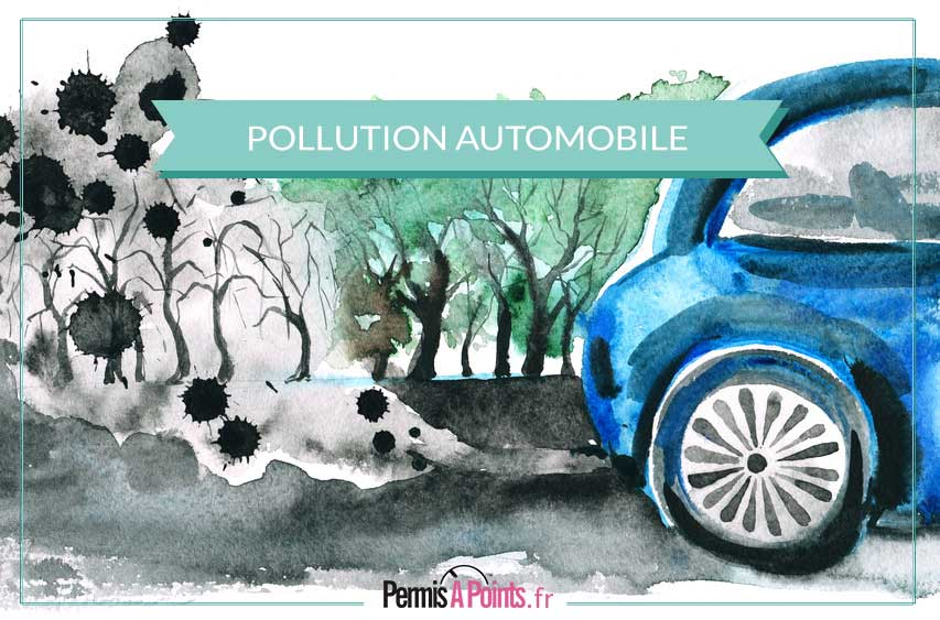 pollution automobile