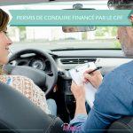 Le permis de conduire peut être financé par le compte personnel de formation