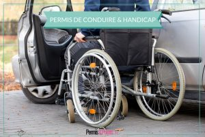 Permis de conduire et handicap