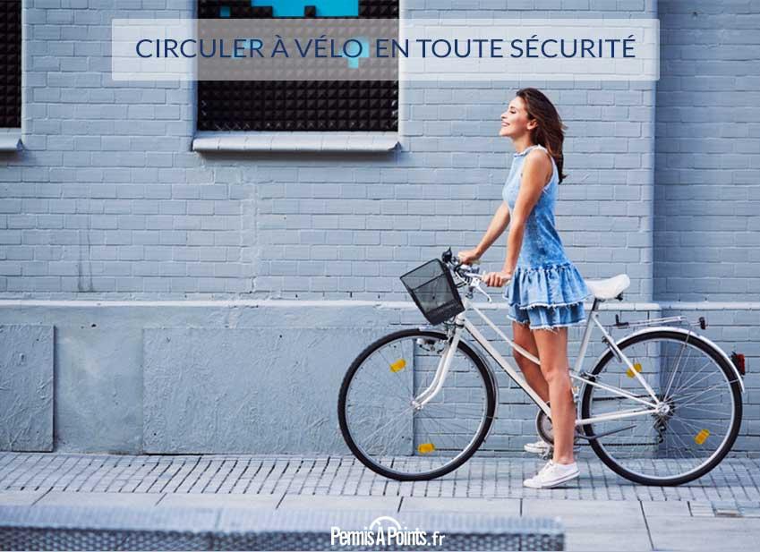 circuler à vélo en toute sécurité