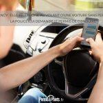 Nancy : elle téléphone au volant d'une voiture sans permis