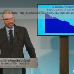 M. Edouad Philippe lors de la présentation des nouvelles mesures du CISR 2018
