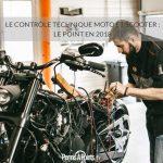 Le contrôle technique moto et scooter : le point en 2018