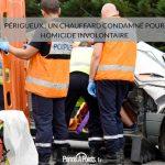 Périgueux : un chauffard condamné pour homicide involontaire