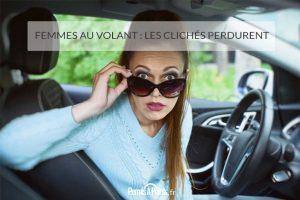 Femmes au volant: les clichés perdurent