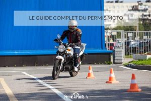 Le guide complet du permis moto