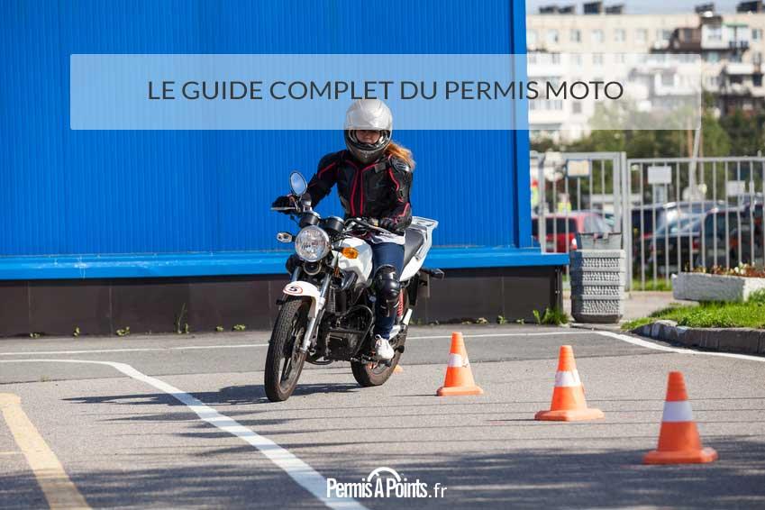 Conduire moto france