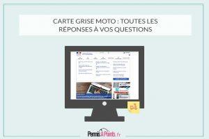 Carte grise moto : toutes les réponses à vos questions