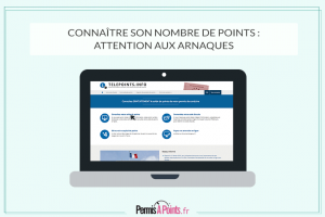Connaître son nombre de points : attention aux arnaques