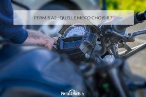 Permis A2 : quelle moto choisir ?