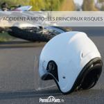 Accident à moto : les principaux risques