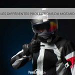 Les différentes protections du motard