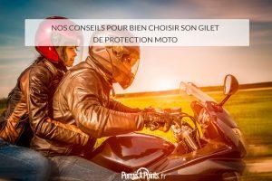 Nos conseils pour bien choisir son gilet de protection moto