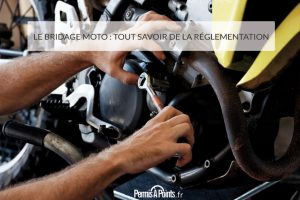Le bridage moto : tout savoir de la réglementation