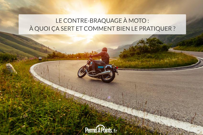 Le contre-braquage à moto : à quoi ça sert et comment bien le pratiquer ?