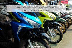 La location de moto vous intéresse ? Découvrez notre guide