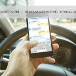 Sécurité routière : de nouvelles mesures depuis le 22 mai