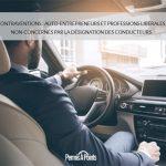 Contraventions : auto-entrepreneurs et professions libérales non-concernés par la désignation des conducteurs